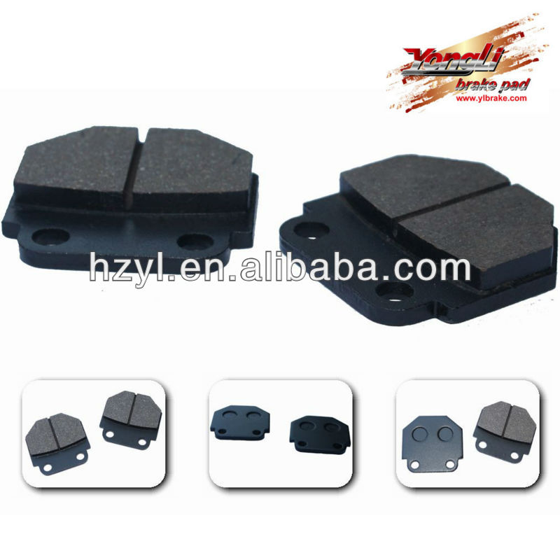 quality brake pad electric motorcycle china