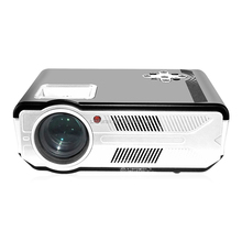 SD200 Portable Home Theater Projector 2800lumen 1280*800 Full HD indoor Support 1080p USB PC-RGB VGA