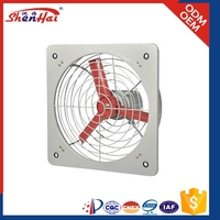 400mm explosion proof wall mounted electric fans,wall mounted exhaust fan