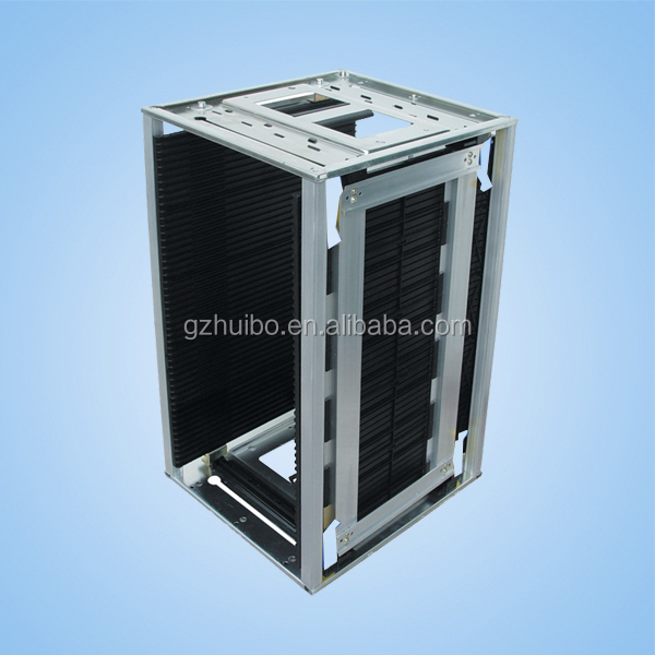 High Quality ESD Metal Magazine <strong>Rack</strong> For PCB Storage / SMT Magazine <strong>Rack</strong>