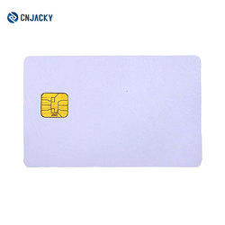 FM4442 Contact ,FM4428 Printable Writable IC Card Smart Card