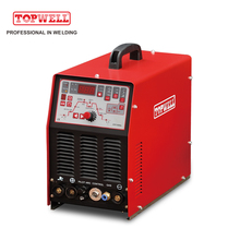 All-in-one Portable Multiprocess Welder with DC TIG MMA and Plasma Cutter