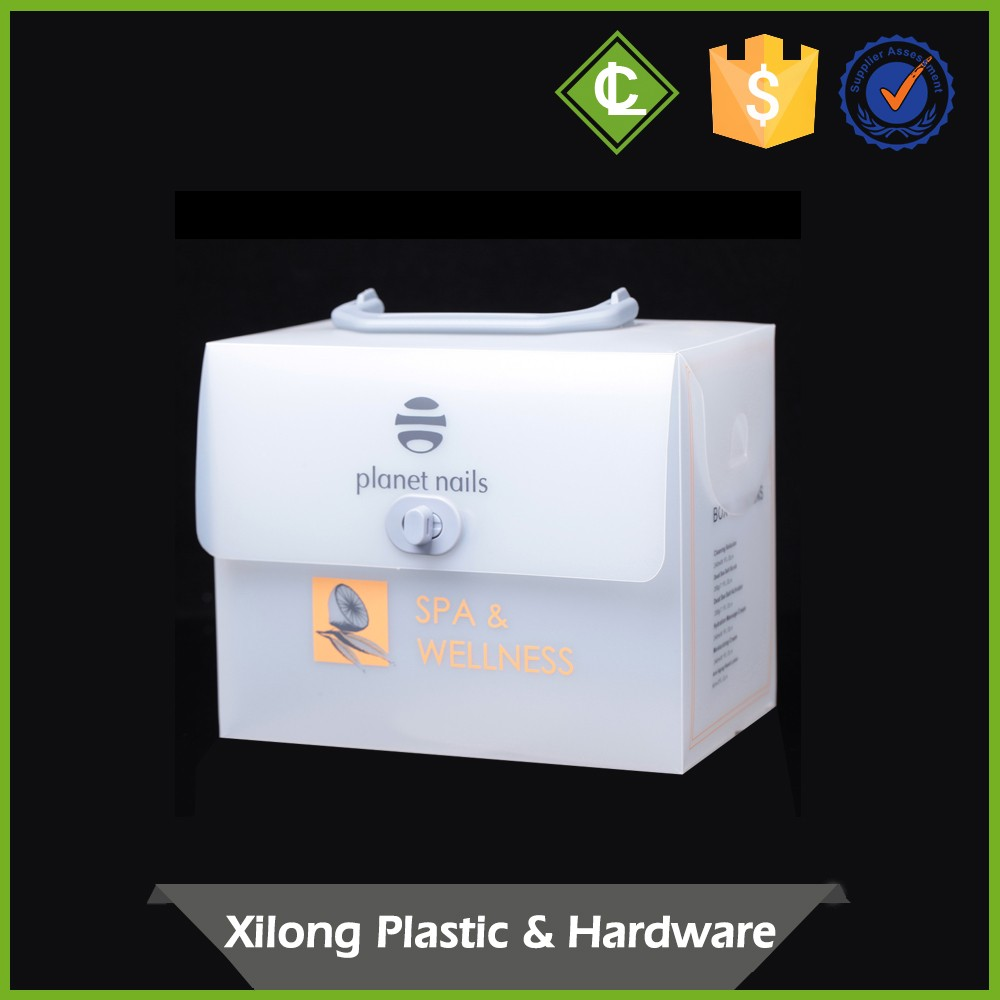 Oem Service Factory Direct Price Tools Storage Plastic Box Package Boxes Big Cosmetic Gift Pack