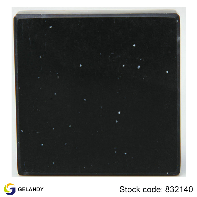 High quality wholesale black solid surface acrilyc sheet bending polymer solid surface