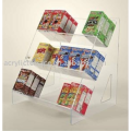 Clear Acrylic Cereal Box Rack