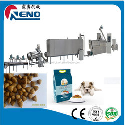 Cost price top quality pet food /dog food making machine
