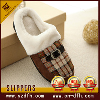 organic towel cotton fabric grass slipper
