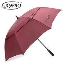 repellent fancy parasols universal double layer golf umbrella water proof automatic