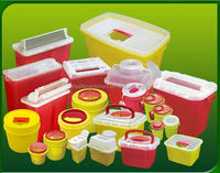 High quality Sharp container medical safety box