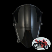 BJ-WS-F5-05 For Honda CBR600RR F5 Wholesale Double Bubble Windscreen Replacement