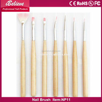 Professional wholesale beauty tool hand and nail brush