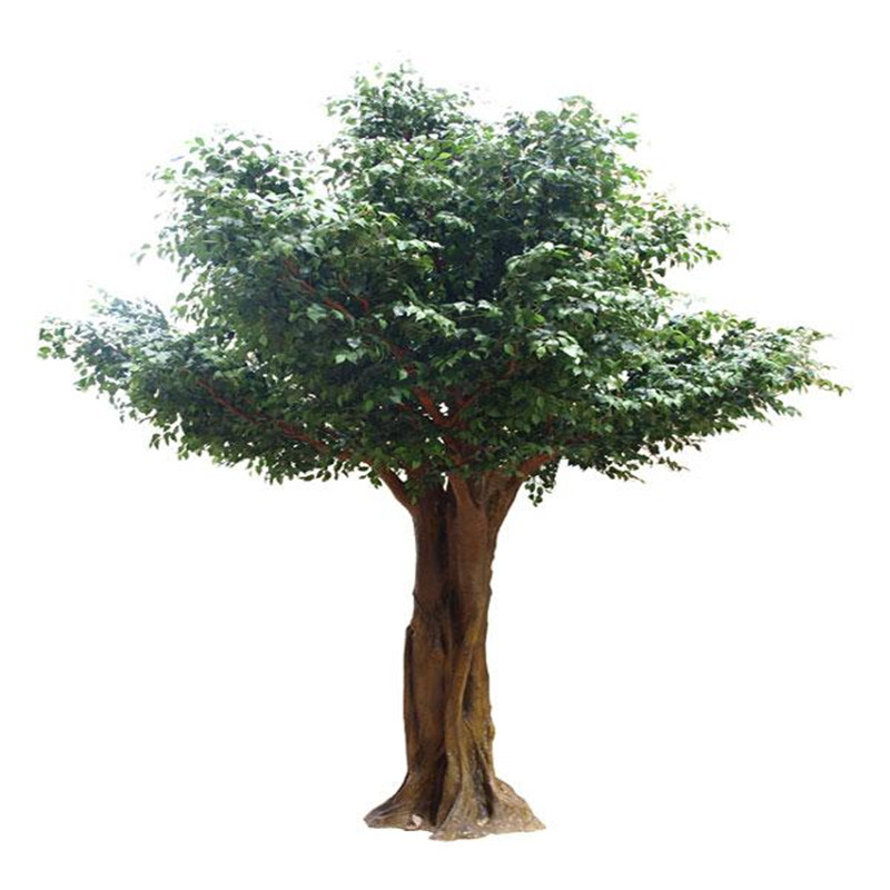 Wholesale cheap indoor artificial ficus banyan tree plant for Cheap trees