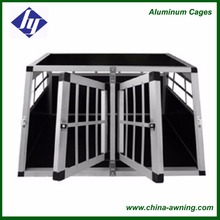 Outdoor Cheap aluminum animal transport cage
