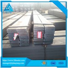 China factory 5160 spring steel hot rolled flat bar