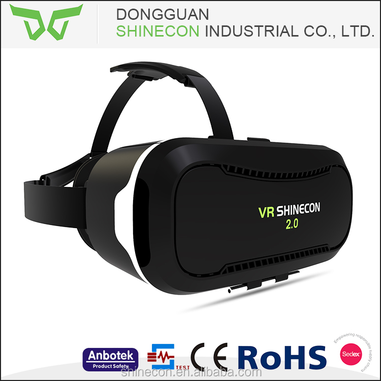 Sexy Movie Full Open Shinecon Vr, Sexy Movie Full Open Vr Camera 360 Degree, Cheapest Vr Box 3D Glasses