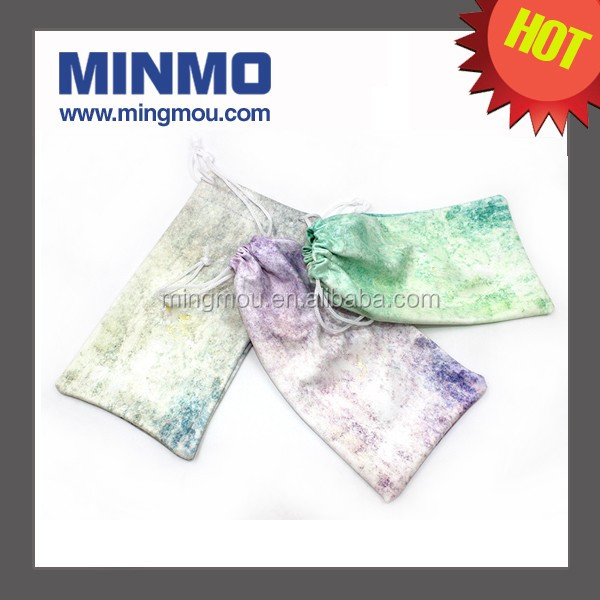 World best selling glasses bag, microfiber sunglasses pouch, microfiber pouch