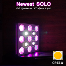 2016 New Arrival Geyapex SOLO 5w Chip 600w LED Grow Light with Super CXA 2540 COB