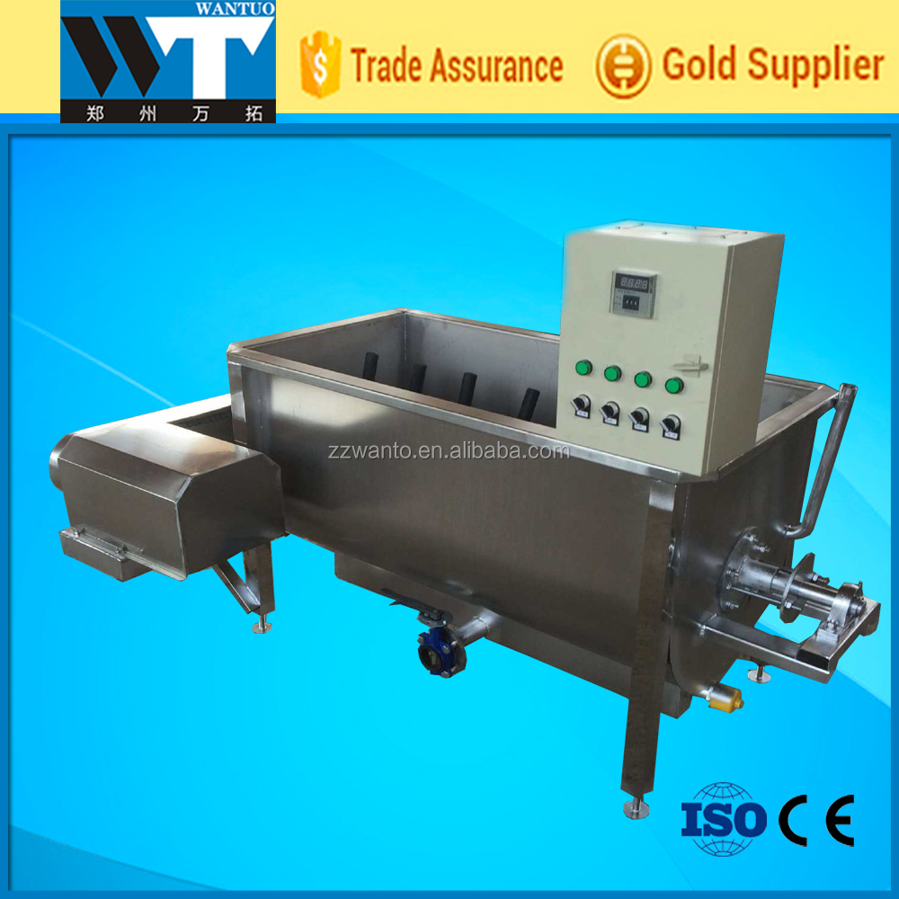 poultry plucking machine