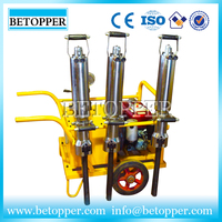 betopper hydraulic stone and rock splitter