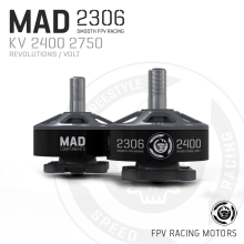 MAD Racer 2306 FPV Series 2400KV 2750KV N52SH Magnets nano drone motors motors for FPV Racing Drone Quadcopter