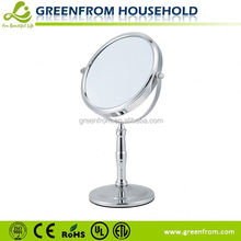 High cost performance double sided art deco mirrors