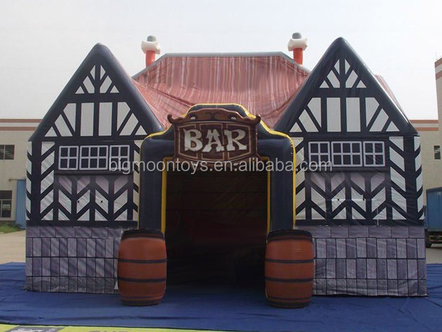 2016 hot inflatable pub/ inflatable bar tent/ Inflatable Party Bar Tent Pub for sale