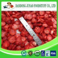 frozen style fruits and vegetables strawberry supplier
