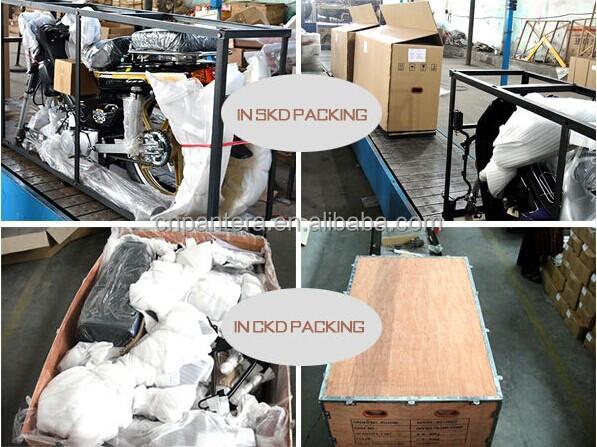 SKD & CKD packing