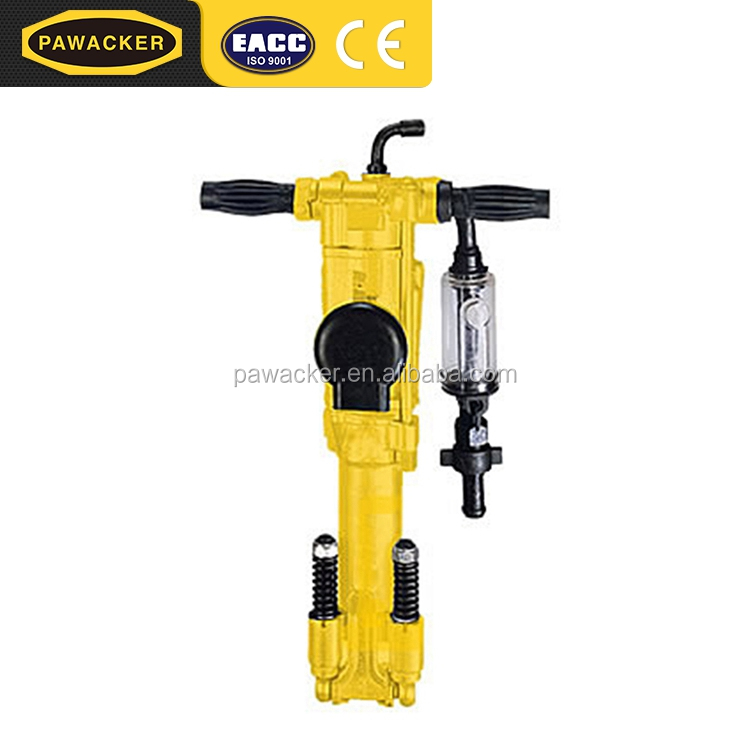 China YO18 Pneumatic Jack Hammer Air Leg Concrete Rock Drill