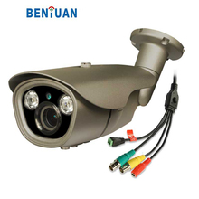 Benyuan IR 1080p Waterproof hd-sdi Bullet camera rohs cctv camera