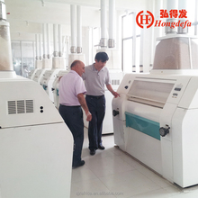 Corn meal machine Roller meal milling machines refined meal mills