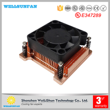 4010cooler Factory Customized notebook cpu fan