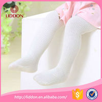 baby pure white dancing tights pantyhose , wholesale infants solid white ballrina stockings pantyhose