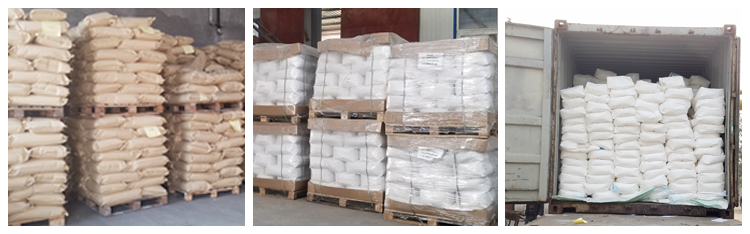 Polyacrylamide Packing & Delivery