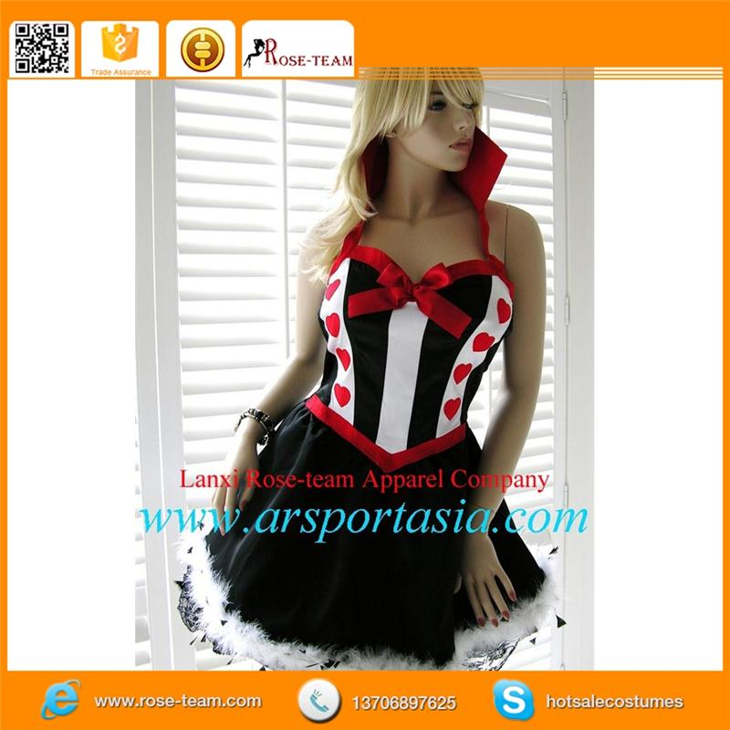 sexy uniform sexy wear, fox costume for adult, hot sexy costumes cosplaylatex french maid costume