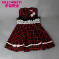 Wholesale children latest dress style girls beautiful dress