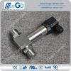 stainless steel differential pressure transducer for oil fuel