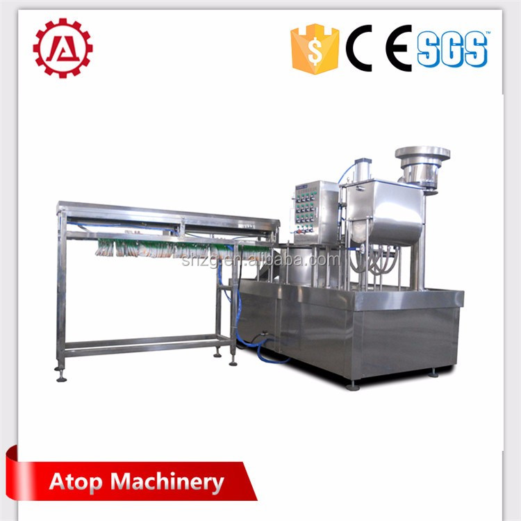 High-efficiency best effective honey fill and cap machine
