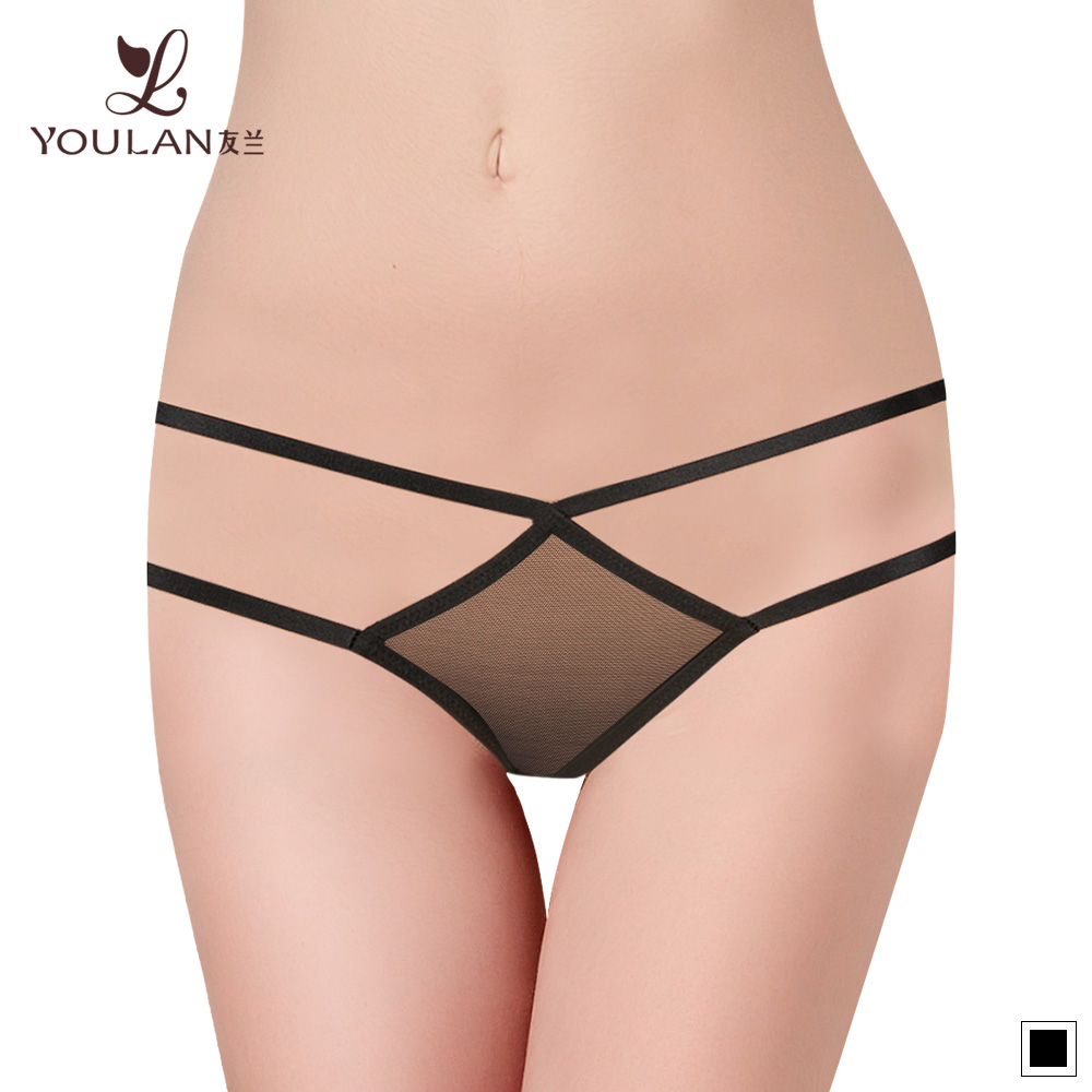 OEM Custom Made Sexy Bra and Panty New Design Tanga