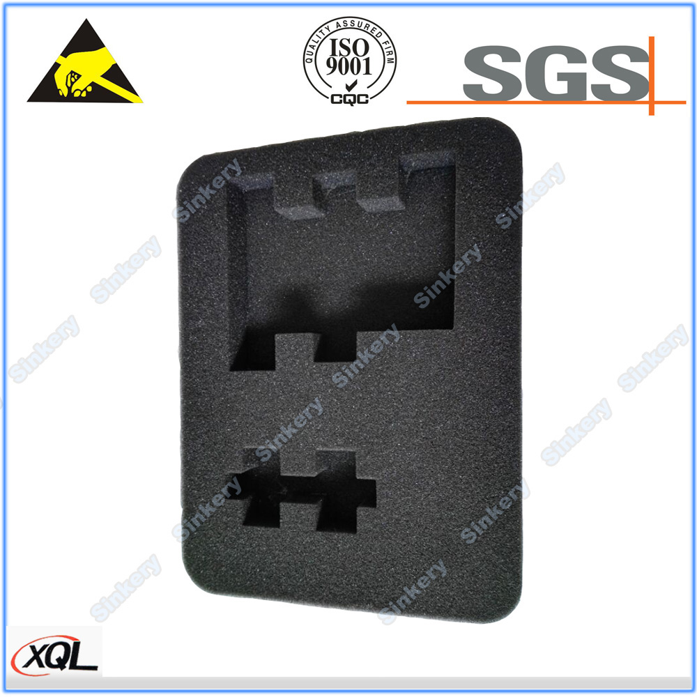 Black ESD PU Foam