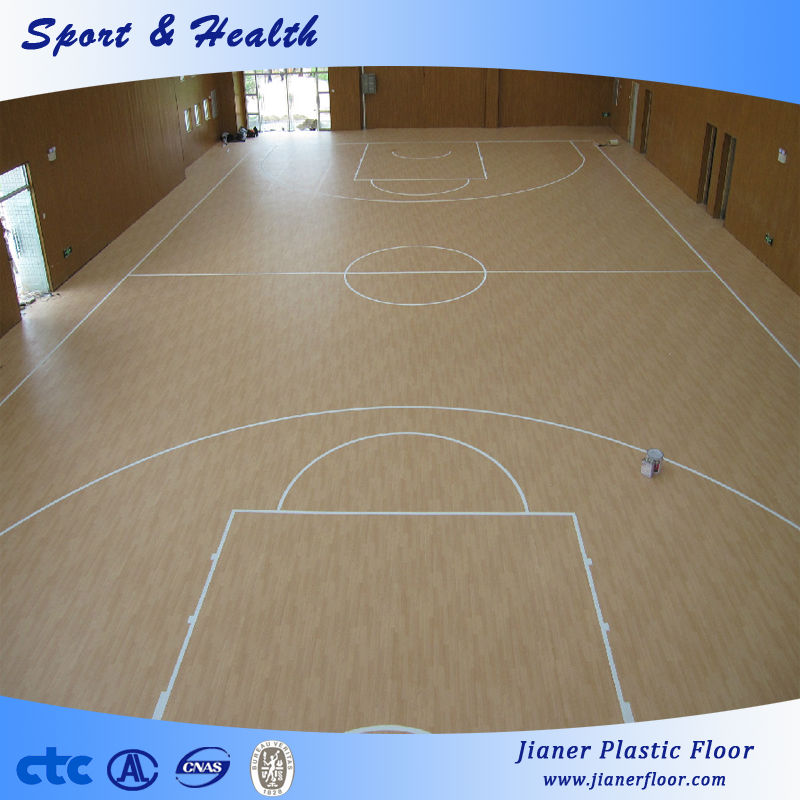 Used High Quality Wood Basketball Floors For Sale