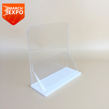 Latest Design Custom Eye Shield Perspex Stand Acrylic Display Rack