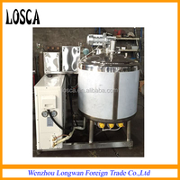 milk mini batch pasteurizer 300L for sale