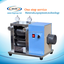 small battery rolling machine for lithium ion battery laboratory research production