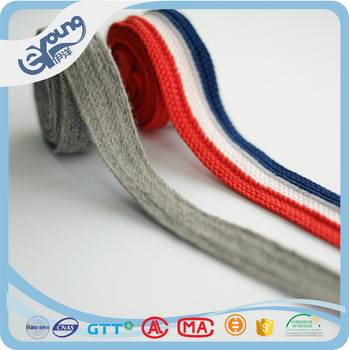 high quality direct factory nylon/cotton/polyester webbing tape