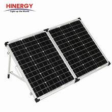 A grade Low price 40w 60w 80Wp 100 watt 120watt 140w 160wp 180 watt 200 w folding solar panel price per watt from China