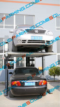 Enhanced Anti-rust Hot Galvanized Parking Platform smart car stack parking system