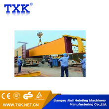 Lift and Lower Objects 10 Ton Overhead Travelling Crane for Sale