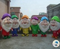 HOLA seven dwarf carnival costumes/mascot costume for sale
