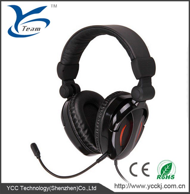Universal all-in-one noise cancelling headphones for XBOX 360/Sony PS3/PS4 video game accessories
